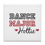 Dance Major Hottie Tile Coaster