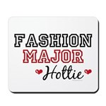 Fashion Major Hottie Mousepad