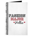 Fashion Major Hottie Journal