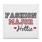 Fashion Major Hottie Tile Coaster