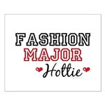Fashion Major Hottie Small Poster