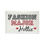 Fashion Major Hottie Rectangle Magnet (100 pack)