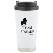 Twilight Team Edward Ceramic Travel Mug