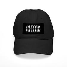 MEOW -- Baseball Hat