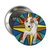 Jack Russell Terrier Button
