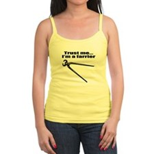 Trust me I'm a farrier Ladies Top