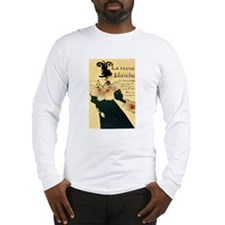 La Revue Blanche Long Sleeve T-Shirt