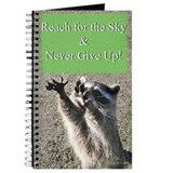 Reaching Raccoon Journal
