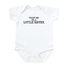 Trust Me: Little Sister Onesie