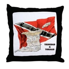 T&T Throw Pillow