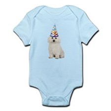 Bichon Frise Party Infant Bodysuit