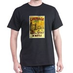 Courage Ales & Stout Dark T-Shirt