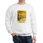 Courage Ales & Stout Sweatshirt