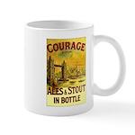 Courage Ales & Stout Mug