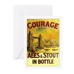 Courage Ales & Stout Greeting Cards (Pk of 10)