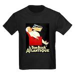 Le Bon Bock Atlantique Kids Dark T-Shirt