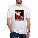 Le Bon Bock Atlantique Fitted T-Shirt
