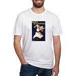 Bières de Chartres Fitted T-Shirt