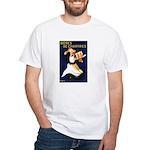 Bières de Chartres White T-Shirt