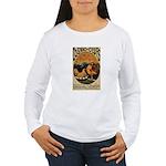 Cognac des Oeufs Women's Long Sleeve T-Shirt