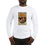 Cognac des Oeufs Long Sleeve T-Shirt