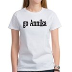 go Annika Women's T-Shirt