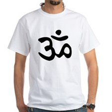 Yoga symbol Sanskrit writing Shirt