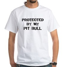Protected by Pit Bull Shirt