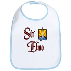 Sir Elmo Bib