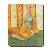 Van Gogh Still Life Decanter Mousepad