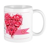 Romantic Wedding Mug