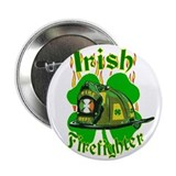 "Irish Firefighter 2.25"" Button"