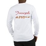 Joseph (Back) Long Sleeve T-Shirt