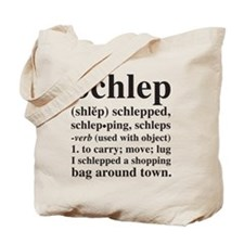 Webster's Schlep Tote
