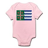 Cool Mayaguez Infant Bodysuit