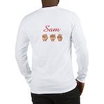Sam (Back) Long Sleeve T-Shirt