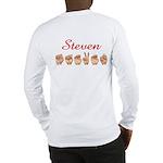 Steven (Back) Long Sleeve T-Shirt