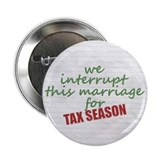 "Unique Tax accountant 2.25"" Button (100 pack)"