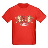 Monkey Tails Heart T