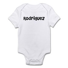 Rodriguez Infant Bodysuit