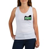 PIKE SLIP, MANHATTAN, NYC Women's Tank Top