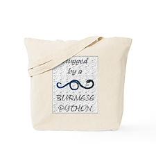 Burmese Python Tote Bag