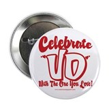 "Celebrate VD 2.25"" Button (100 pack)"