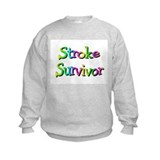 Stroke Survivor Sweatshirt