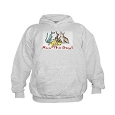 Greyhound Roo Color Hoodie
