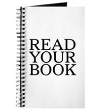 Read Your Book Journal