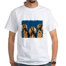 """Irish Setters - B3"" Dog T-Shirts"