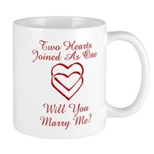 Will You Marry Me? Mug