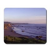 San Simeon California Coastline - Photo Mousepad