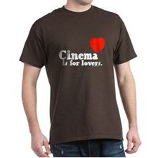 Cinema is for Lovers T-Shirt